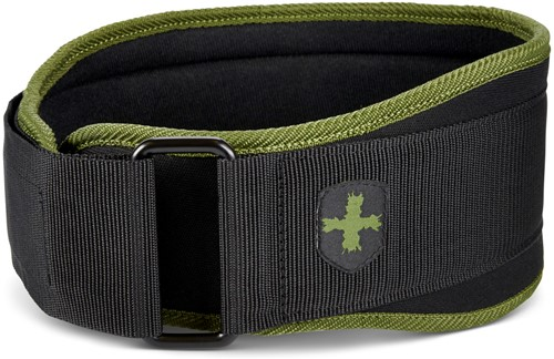 Harbinger Men's 5 Inch Foam Core Belt - Groen