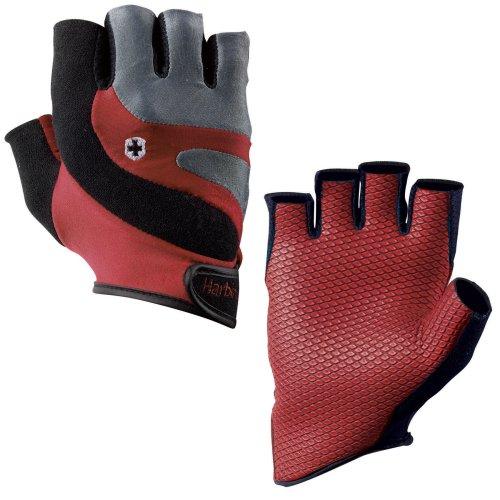 Harbinger Cross Trainer Gloves Red XXL