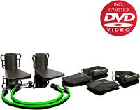 Gymstick chair gym met DVD