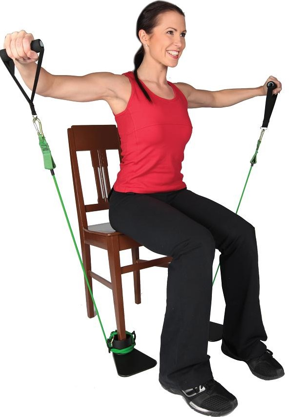 Gymstick chair gym met DVD  sc 1 st  Fitnessapparaat.nl & Gymstick chair gym met DVD | Fitnessapparaat.nl