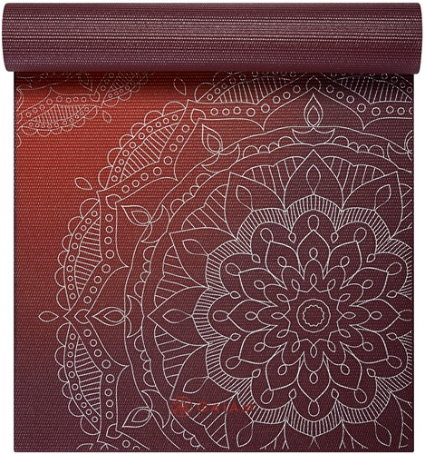 Gaiam Yoga Mat - 6 mm - Metallic Sun