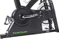 Tunturi Competence S40 Sprinter Bike close up