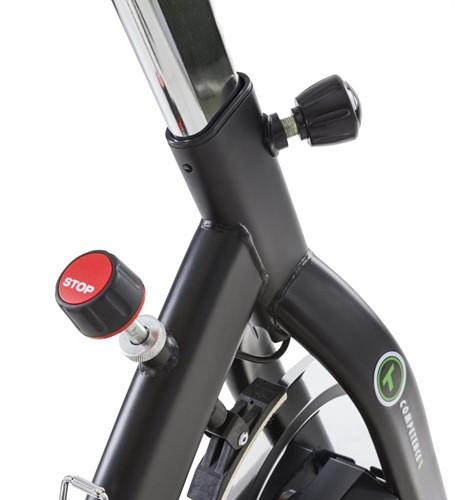 Tunturi Competence S40 Sprinter Bike weerstandsknop