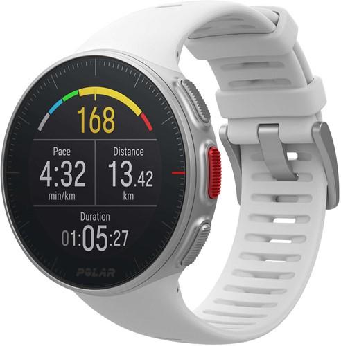 Polar Vantage V Multisport en Triatlon Horloge - Wit