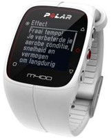 Polar M400 Activity Tracker - Wit - met hartslagsensor-2