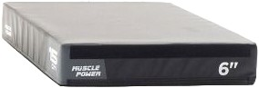 Muscle Power Safe Plyo Box 6 - 15 cm