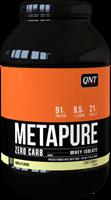 QNT Koolhydraatarm Zero Carb Metapure - 908g - Vanille