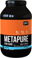 QNT Zero Carb Metapure - 908g - Coconut