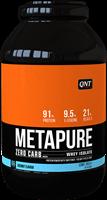 QNT Koolhydraatarm Zero Carb Metapure - 2000g - Coconut