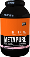 QNT Koolhydraatarm Zero Carb Metapure - 2000g - Yoghurt Forest Fruits