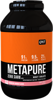 QNT Zero Carb Metapure - 2000g - Strawberry/Banana