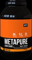 QNT Koolhydraatarm Zero Carb Metapure - 2000g - Tiramisu