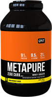 QNT Koolhydraatarm Zero Carb Metapure - 2000g - Lemon Meringue