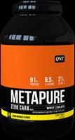 QNT Zero Carb Metapure - 2000g - Lemon Meringue