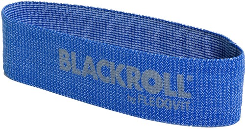 Blackroll Loop Band Weerstandsband - Sterk - Blauw