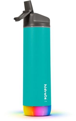 Hidrate Spark Steel Smart Waterfles - 620 ml - Straw - Sea Glass