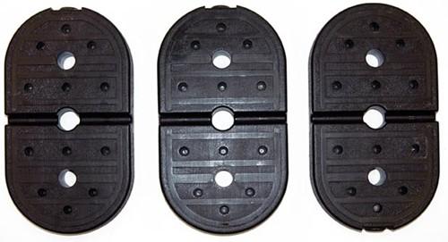 DKN weight extension set 15 kg voor Studio 7300
