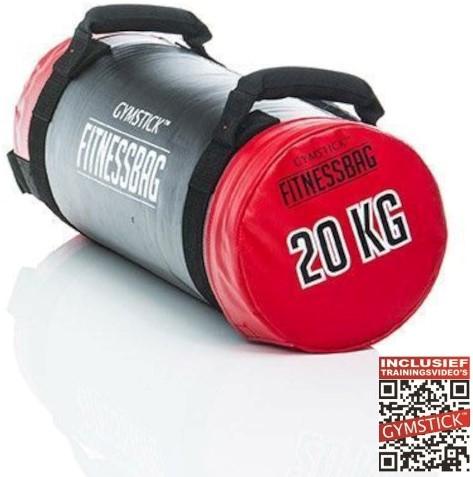 Gymstick Fitness Bag - Powerbag - Met Online Trainingsvideo's - 20 kg