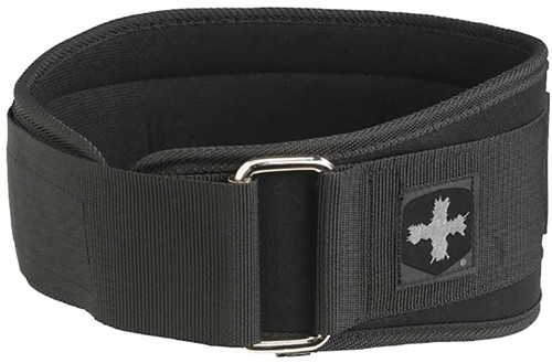 Harbinger Men's 5 Inch Foam Core Belt - Zwart