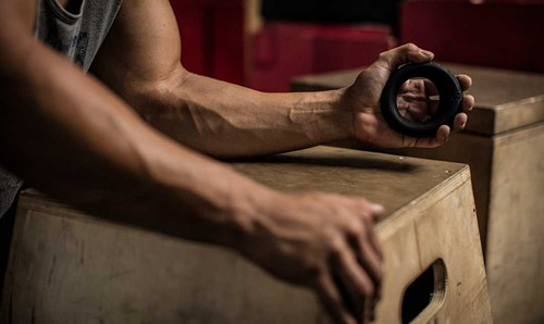 Harbinger Ergo Grip Strength System-3