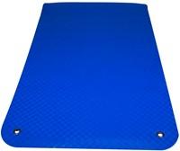 Reha Fit Fitnessmat Blauw 180x65 cm-1