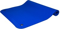 Reha Fit Fitnessmat - Yogamat - Blauw 180x65 cm-2