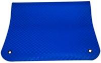 Reha Fit Fitnessmat - Yogamat - Blauw 180x65 cm-3