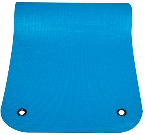 Reha Fit Fitnessmat Turquoise/Grijs 180x65 cm-3