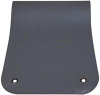 Reha Fit Fitnessmat - Yogamat - Anthracite/Grijs 180x65 cm-2