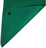 Reha Fit Fitnessmat - Yogamat - XL Groen 180x100 cm-3