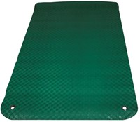 Reha Fit Fitnessmat - Yogamat - XL Groen 180x100 cm