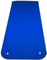 Reha Fit Fitnessmat XL Blauw 180x100 cm-1