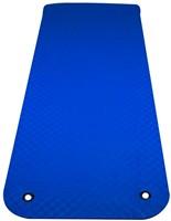 Reha Fit Fitnessmat - Yogamat -  XL Blauw 180x100 cm