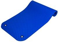 Reha Fit Fitnessmat XL Blauw 180x100 cm-3