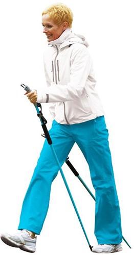 Gymstick force Nordic Walking stokken met DVD-2