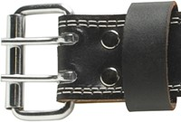 Harbinger 4 Inch Padded Leather Belt-2