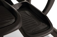 Matrix E50 Crosstrainer XR Pedalen detail