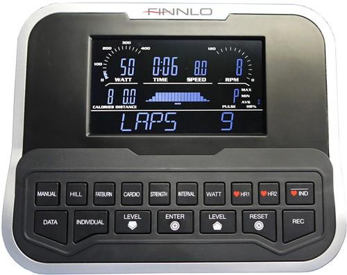 Finnlo Loxon XTR III Crosstrainer - Gratis Montage-3