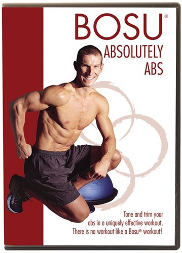 Bosu Workout DVD - Absolutely Abs