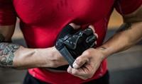 Harbinger Pro Wash & Dry 2 Fitness Handschoenen Black sluiten