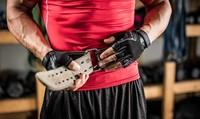 Harbinger Pro Wash & Dry 2 Fitness Handschoenen Black halterriem