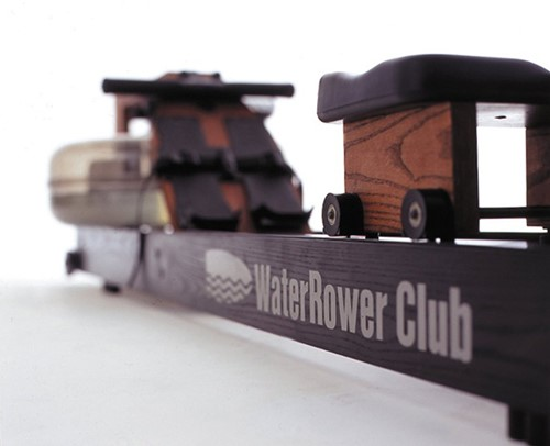 waterrower club roeitrainer detail