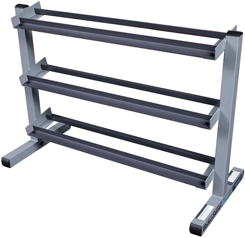 Body-Solid 3 Tier Dumbbell Rack