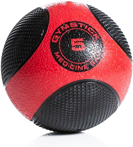 Gymstick Medicijnbal - Met trainingsvideo's - 5 kg