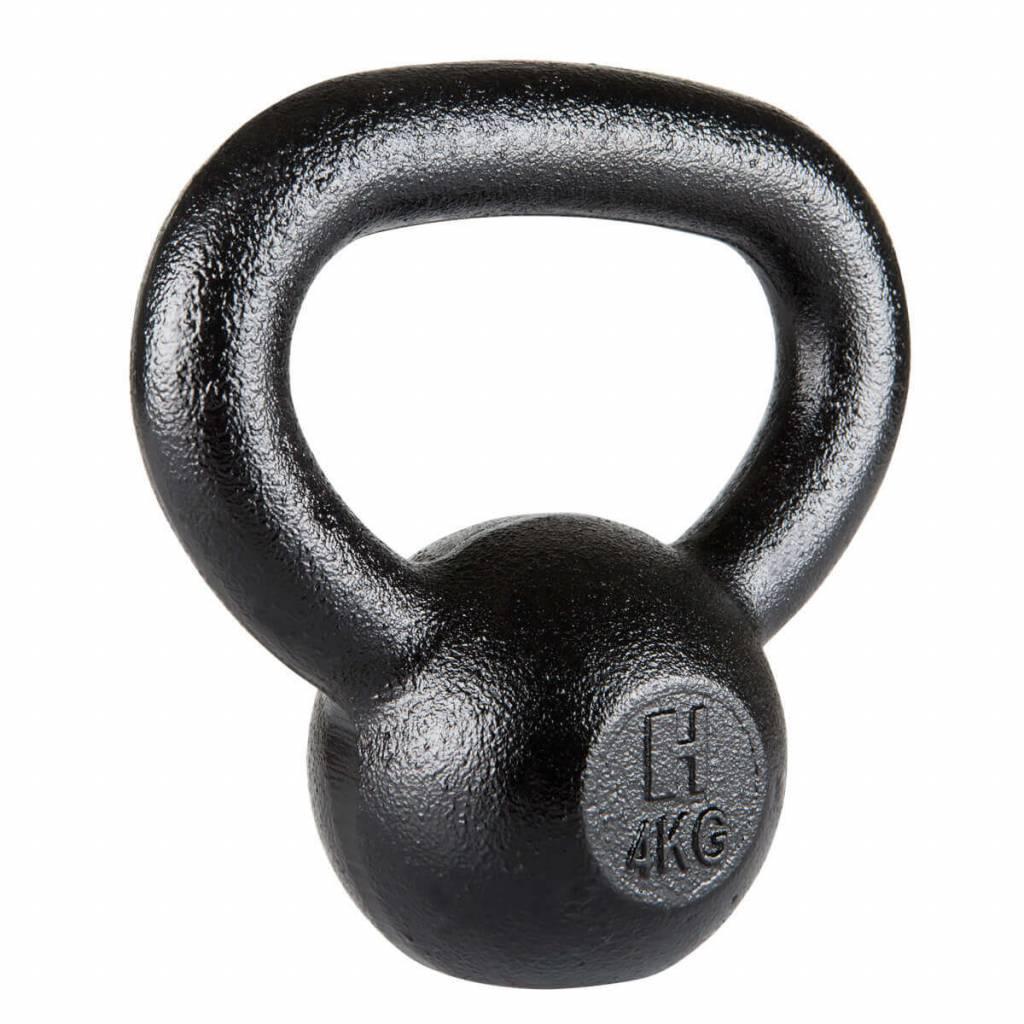Hammer Kettlebell - Gietijzer - 4 kg