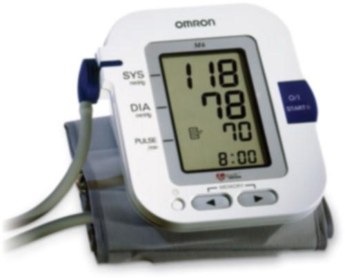 Omron M6 AC Intellisense - Bovenarmbloeddrukmeter