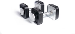 Ironmaster Quick-Lock Dumbells 20.5 kg