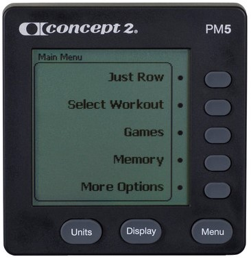 Concept2 Model D met PM5 Roeitrainer - Gratis trainingsschema-3