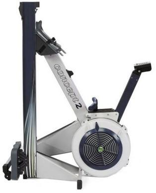 Concept2 Model E met PM5 Grijs Roeitrainer - Gratis trainingsschema-2