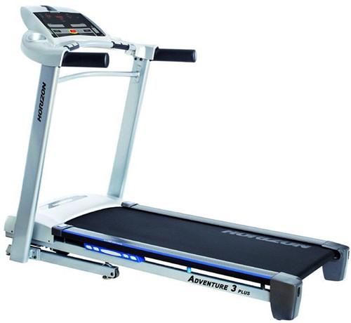 Horizon Fitness Adventure 3 Plus loopband - Gratis trainingsschema